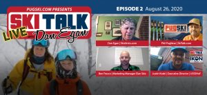 SkiTalk Live with Dan Egan, Episode 2: Ben Fresco, Justin Koski, Phil Pugliese (Aug. 26, 2020, 43 min)