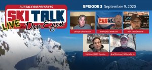 SkiTalk Live with Dan Egan, Episode 3: Steve Cohen, Greg Whitehouse, Eric Lipton, Phil Pugliese (Sept. 9, 2020, 53 min)