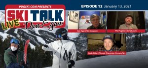 SkiTalk Live with Dan Egan, Episode 12: Bode Miller (Jan 13, 2021, 50 min).